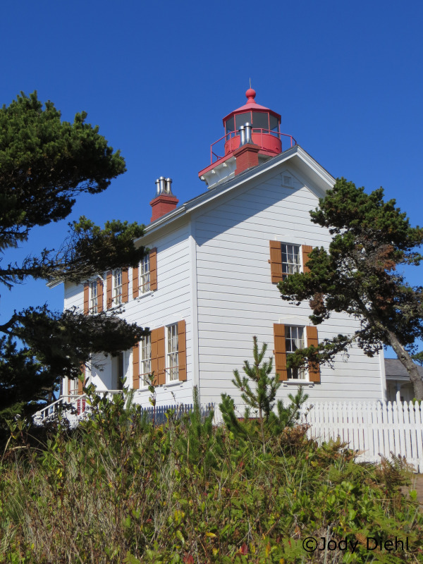 Yaquina Bay Lighthouse, Newport, Oregon